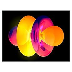 4fz3 electron orbital Poster
