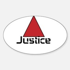 For the people of Egypt Sticker (Oval)