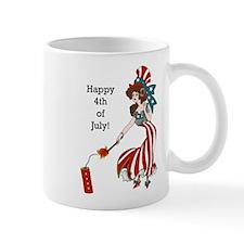 Miss 4th of July Mug