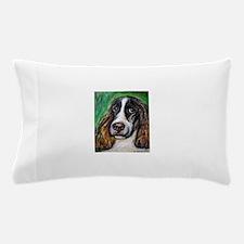 Springer Spaniel Smile Pillow Case