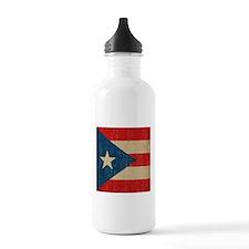 Vintage Puerto Rico Water Bottle