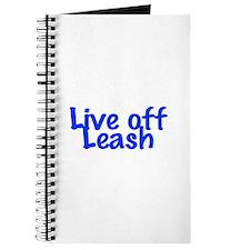 Live Off Leash Journal