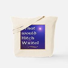 HitchWrite Tote Bag