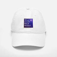 HitchWrite Baseball Baseball Cap