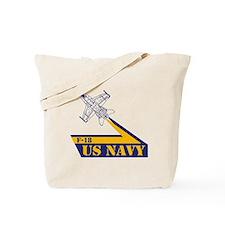 US NAVY Hornet F-18 Tote Bag