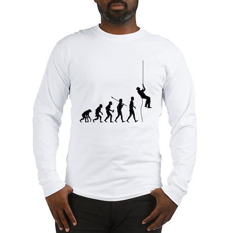 Abseiling Long Sleeve T-Shirt