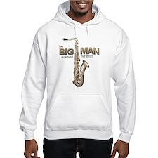 RIP Big Man Clarence Clemons Hoodie Sweatshirt