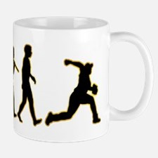 Baseball Pitcher Mug