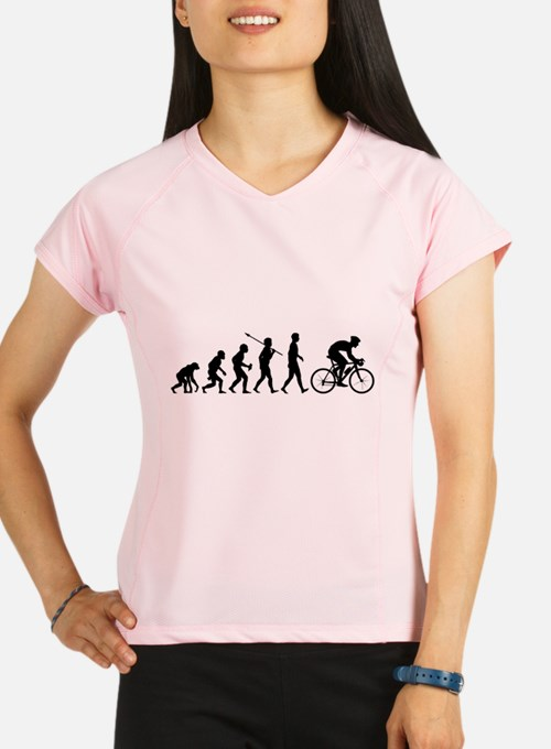 Bicycle Racer Performance Dry T-Shirt