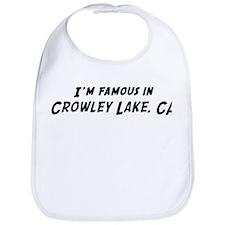Famous in Crowley Lake Bib