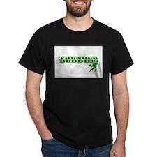 Thunder Buddies - Green w/bolt T-Shirt
