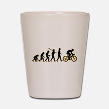Bicycle Racer Shot Glass