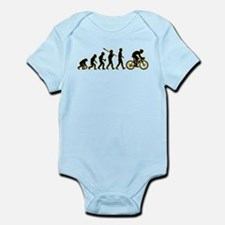 Bicycle Racer Infant Bodysuit
