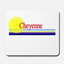 Cheyenne Mousepad