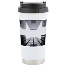 Curling Large Thermos Bottle