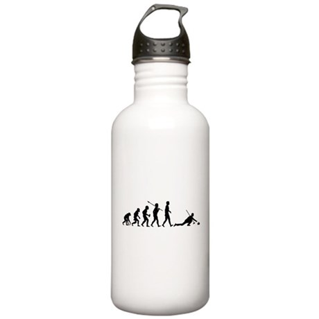 Curling Stainless Water Bottle 1.0L