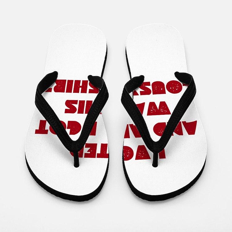 I voted Flip Flops