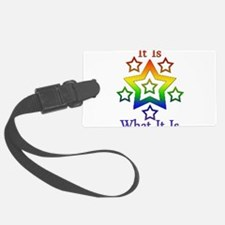 It is what it is.png Luggage Tag