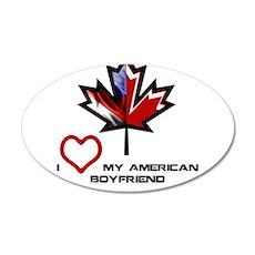 Canada-America Boyfriend.png Wall Decal