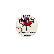 America - Canada Wife.png Mini Button