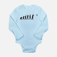 Darts Long Sleeve Infant Bodysuit
