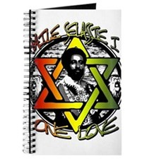 HAILE SELASSIE I - ONE LOVE! Journal