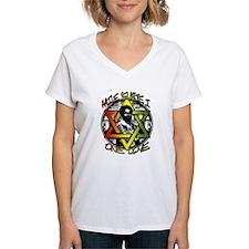 HAILE SELASSIE I - ONE LOVE! Shirt