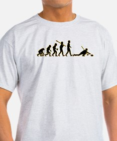 Curling T-Shirt