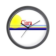 Ciara Wall Clock