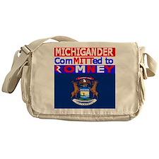 michiganromneyflag.png Messenger Bag