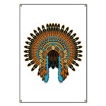 Native War Bonnet 08 Banner