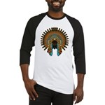 Native War Bonnet 08 Baseball Jersey