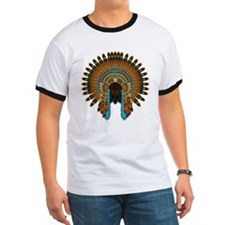 Native War Bonnet 08 T