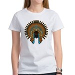 Native War Bonnet 08 Women's T-Shirt