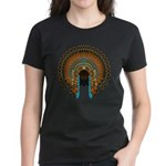 Native War Bonnet 08 Women's Dark T-Shirt