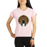 Native War Bonnet 08 Performance Dry T-Shirt