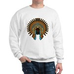 Native War Bonnet 08 Sweatshirt