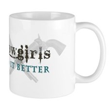Cowgirls Do It Better Mug