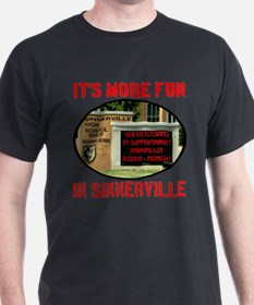 Its More Fun In Sinnerville T-Shirt