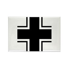 1918 Germany Aircraft Insignia Rectangle Magnet