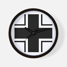 1918 Germany Aircraft Insignia Wall Clock