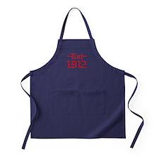 Established in 1912 Apron (dark)