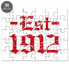 Established in 1912 Puzzle