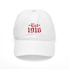 Established in 1916 Baseball Cap
