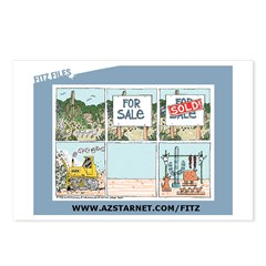 Fitz Tucson Progress Postcards (8 pack)
