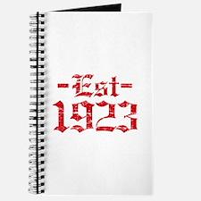 Established in 1923 Journal