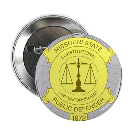 "MSPD Badge 2.25"" Button"