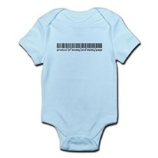 Papp, Baby Barcode, Infant Bodysuit