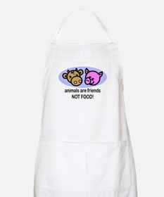 Animals Are Friends BBQ Apron
