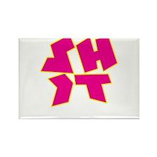 Sh*t Rectangle Magnet (10 pack)